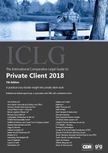 ICLG Private Client 2018