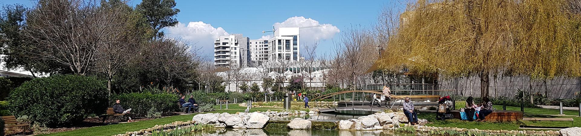 Development Finance image of gibraltar park